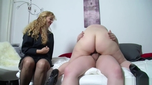 Huge boobs deutsch mature cunnilingus at the castings