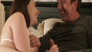 MILF Chanel Preston sucking dick XXX video