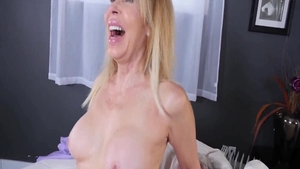 Rough the best sex starring busty cougar
