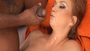 Small boobs Electra Angel gets a buzz out of squirt