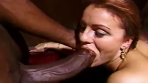 Babe fucked by BBC