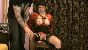 JOI dirty mature blowjobs in pantyhose