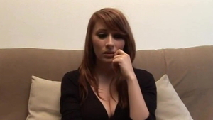French Roxy Carter sucking dick