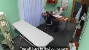 Doctor loves hard real fucking in hospital HD