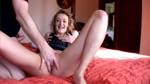Small boobs french mature wishes blowjob in HD