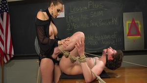 Chanel Preston with Preston Parker domination BDSM