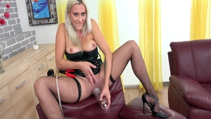 Brittany Bardot fetish ass pounded video