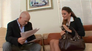 Hazing shaved caucasian Allie Haze