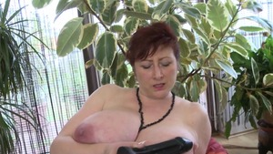 Rough fucking escorted by busty housewife