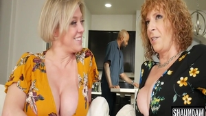 Busty Dee Williams agrees to nailing