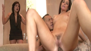 Huge tits India Summer enjoys greatly rough sex