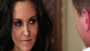 Erotic Ava Addams raw pussy fuck in the spa