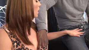Czech wife Victoria Daniels has a thing for ramming hard HD