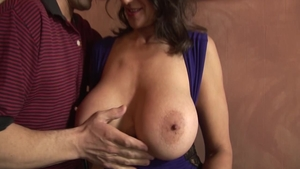 Pussy eating in the kitchen trimmed persian Persia Monir HD