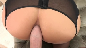 Phoenix Marie and David Perry ass fucking
