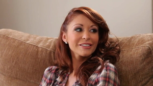 Roommate Monique Alexander getting smashed very nicely