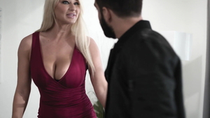 Huge boobs mistress London RIver taboo spanking facesitting HD