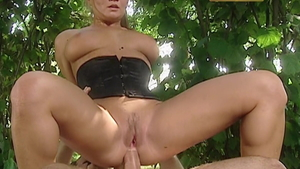 Plowing hard with Gina Blue and Franco Trentalance