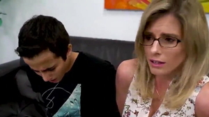 American pornstar Cory Chase softcore doggystyle