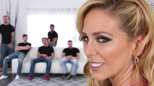 Stepmom Cherie Deville blowjob