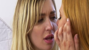 Plowing hard with Mackenzie Moss along with Penny Pax