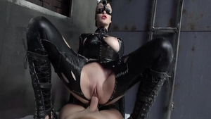 Nailing alongside super sexy european babe Belle Claire