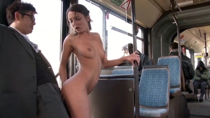 Small tits brunette Foxy Di wishes real fucking in HD