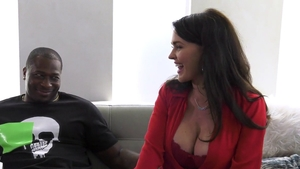 Large tits stepmom wishes for nailing in HD