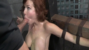 Submissive BDSM along with Veronica Avluv