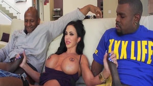 Stepmom Jewels Jade fucking in the ass sex video