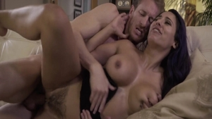 Big ass Reena Sky with Ryan Mclane raw pussy eating