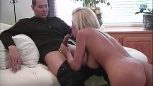 Huge boobs & tanned pornstar hard nailed rough