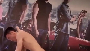 Kinky chinese supermodel need gets homemade orgasm in HD