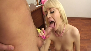 Experience blowjobs starring petite russian babe