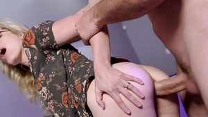 Huge boobs stepmom Cory Chase goes in for nailing HD