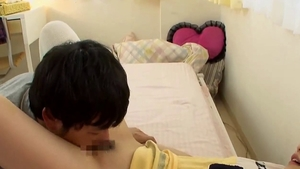 Asian celebrity squirting in school in HD