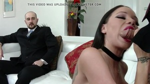 Hotwife has a soft spot for raw fucking