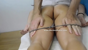 Reality masturbation together with very sexy hotwife