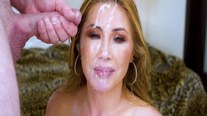Kianna Dior sucking dick