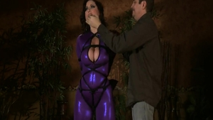 Erotic Christina Carter has a taste for nailed rough