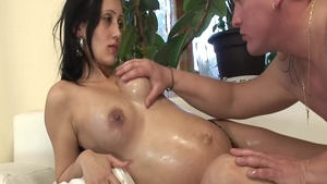Sexy hungarian stepmom blowjobs