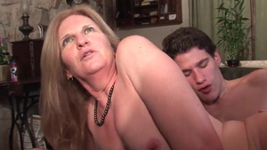 Young mature in tight stockings facial ass fucking HD