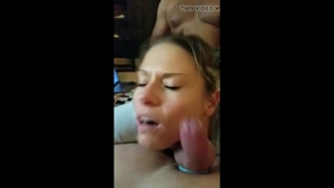 MILF goes for rough nailing in HD