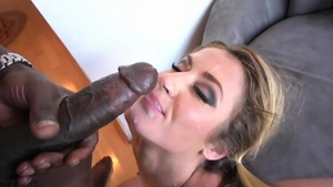 Big butt Sheena Shaw blonde threesome XXX video