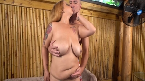 Alexis Love blowjob on vacation