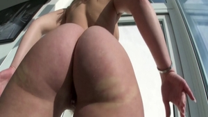 Big ass pawg Daisy Stone feels up to fucking hard in HD