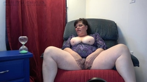 Challenge starring chubby amateur