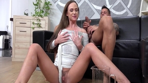 Romantic the best sex with Cristal Caitlin
