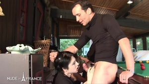 Brunette Darla Demonia agrees to real fucking HD
