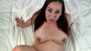 Kinky Kristi riding a dick